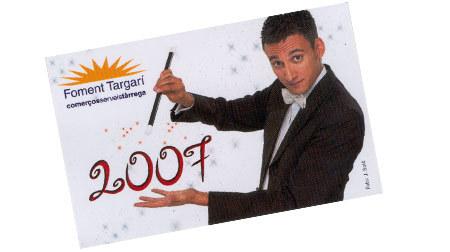 Mag Lari - Promoció Nadalenca a Tàrrega