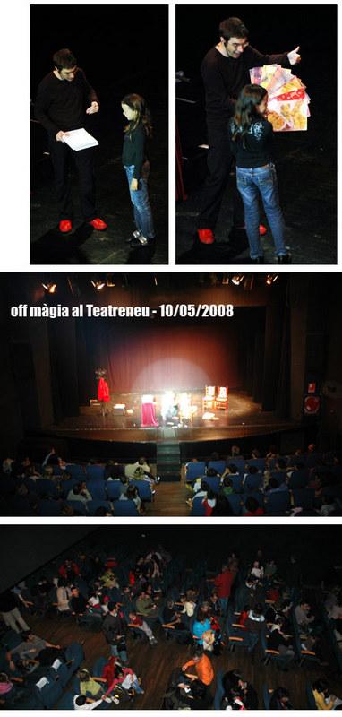 Teatreneu 10/05/2008