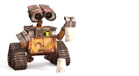 wall-e màgic