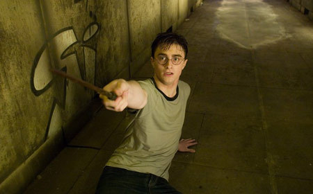 Harry Potter Fenix