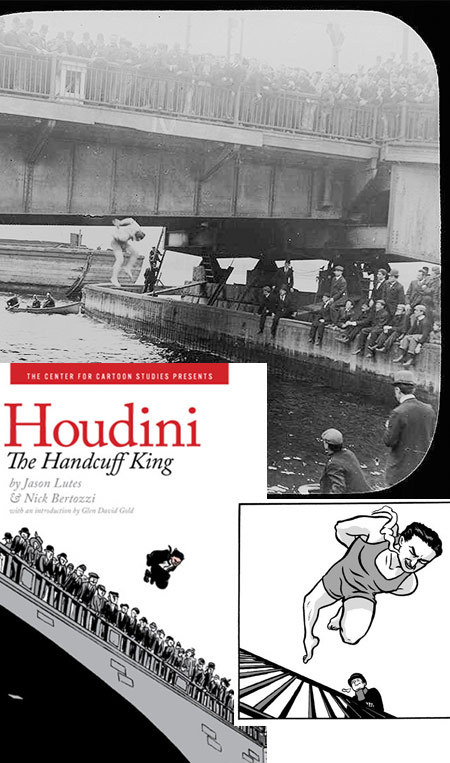 Houdini al pont de Boston